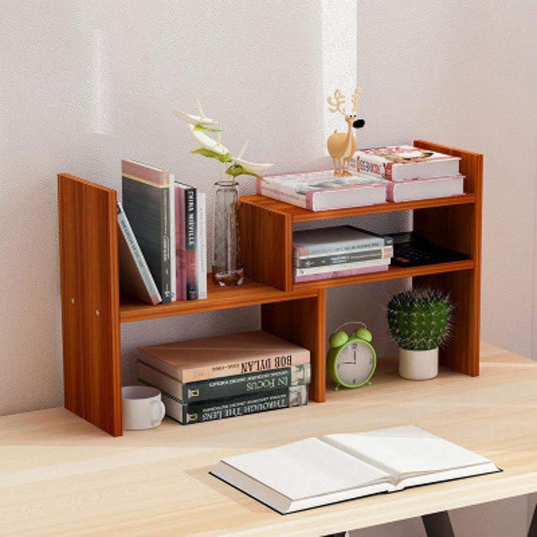 Yunfeng Bookshelf,Floor-Mounted Multifunctional Rack Office Desktop Combination Storage Shelf