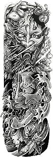 CQHUI 25 Design Waterdichte Tijdelijke Tattoo Sticker Volledige Arm Grote Size Arm Tatoo Flash Fake Tattoos Mouw voor Mann...
