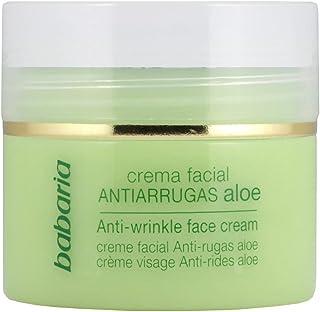 Barbaria - Aloe Vera Antiarrugas - Crema Facial - 50 ml (8410412026239)