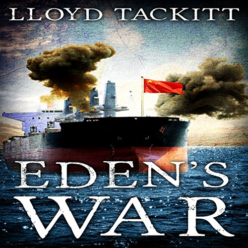 Eden's War audiobook cover art