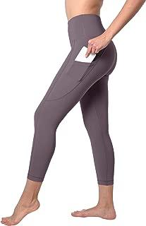 "90 Degree By Reflex 22"" Yoga Capris Yoga Leggings Yoga Capris for Women"