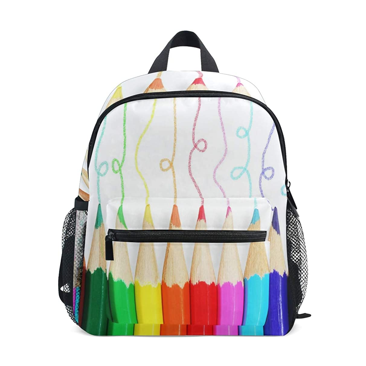 Mini Backpack Colored Pencils Small Bag Daypack Lightweight