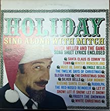 Mitch Miller And The Gang: Holiday Sing Along With Mitch! (Includes 4 Song Sheets) [VINYL LP] [STEREO]