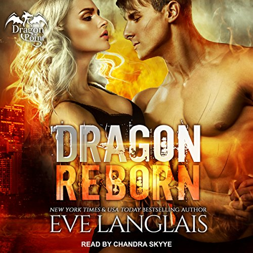 Dragon Reborn audiobook cover art