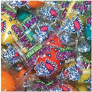 Dubble Bubble Cry Baby Sour Gumball - 850 ct. [Misc.] [Misc.]
