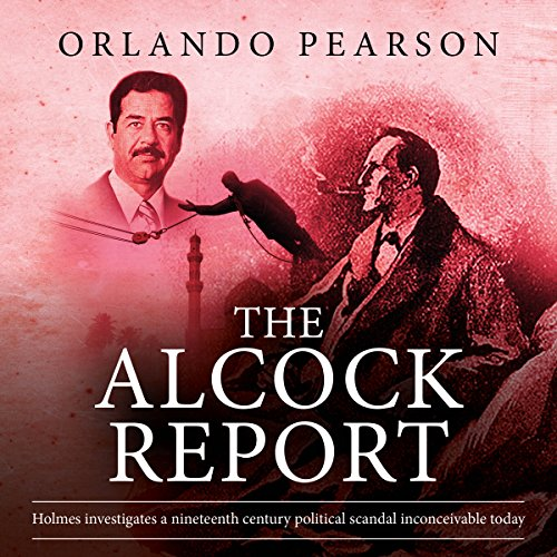 The Alcock Report audiobook cover art