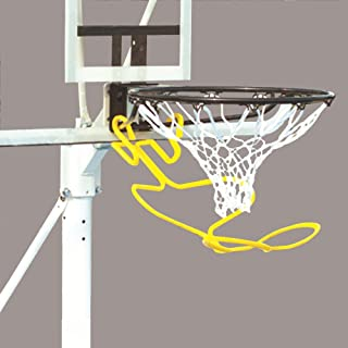 Spalding Basketball back-atcha Ball Return–イエロー