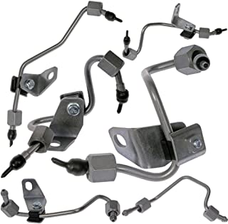 Fuel Injector Lines Set of 6 for 03-09 Dodge Cummins 5.9L Diesel