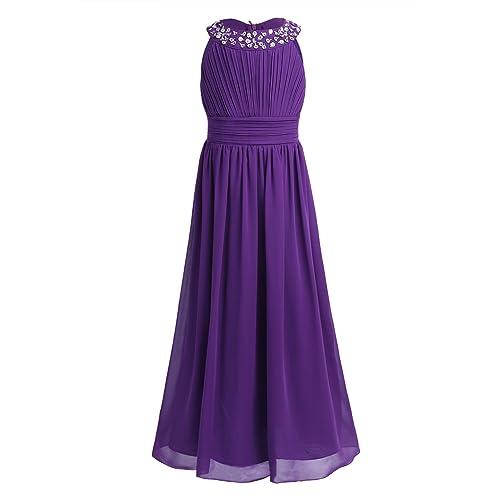 Purple Formal Dresses for Juniors