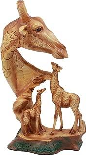 Ebros Safari Giraffe Bust Statue 12