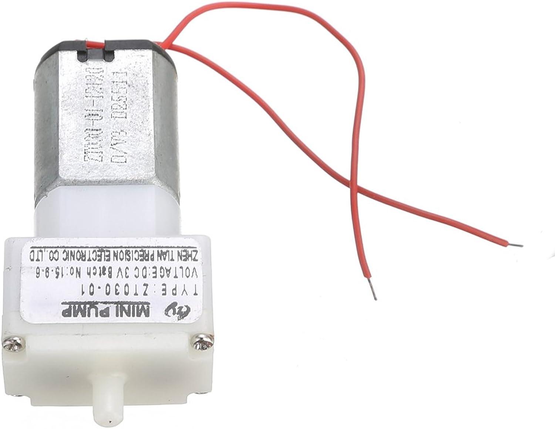 HEASEN DC3V Mini Vacuum Air Pump MicroPressure Oxygen Pump for Aquarium Fish Tank Medical Equipment