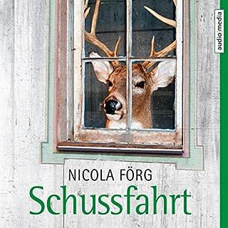 Schussfahrt     Kommissar Weinzirl 1              Autor:                                                                                                                                 Nicola Förg                               Sprecher:                                                                                                                                 Hans Jürgen Stockerl                      Spieldauer: 6 Std. und 18 Min.     82 Bewertungen     Gesamt 4,2