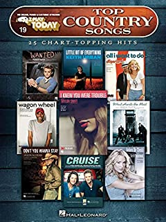 Top Country Songs: E-Z Play Today #19