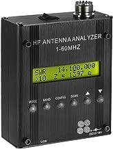 KKmoon MR300 Shortwave Antenna Analyzer Meter Tester 1 to 60MHz RF SWR for Ham Radio