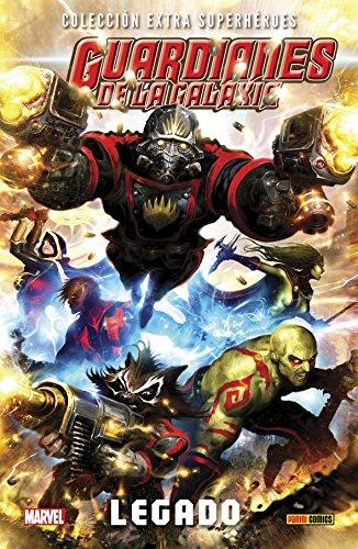 Guardianes De La Galaxia 1. Legado
