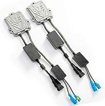 HYB Canbus Slim Digital HID Ballast 55W Error Free Warning Cancel for HID Kit H11 H7 H8..