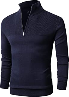 Autumn Winter Mens Pullover Knitted Top Casual Daily Inner Outwear Blouse Realdo Mens Gradient Sweater