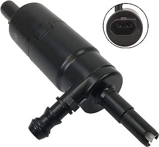 AUTOPA 67128377430 Headlight Washer Pump for BMW