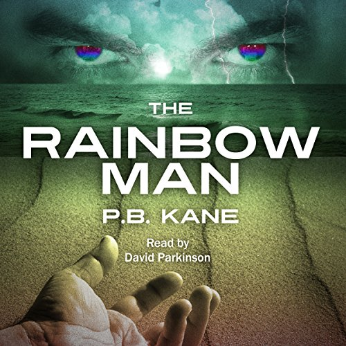 The Rainbow Man audiobook cover art
