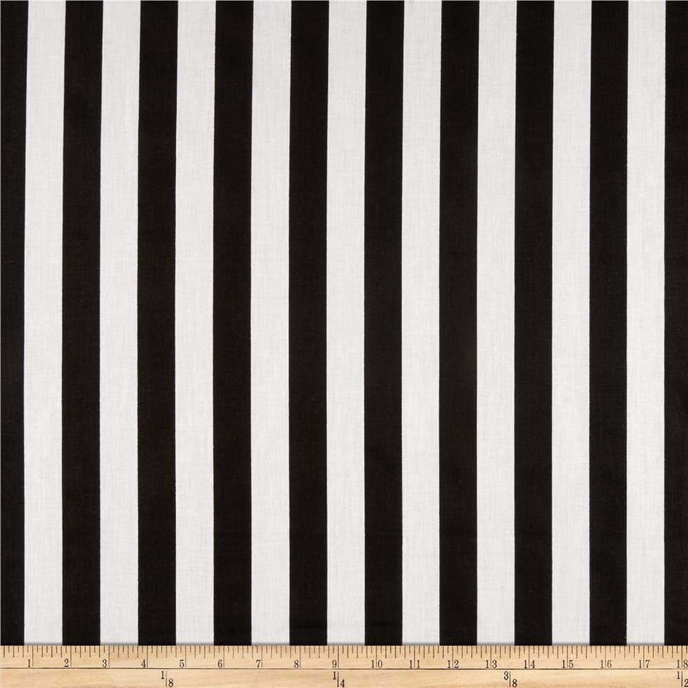Gray Small Stripe Cotton Quilting Basic Fabric Gray 18 Inch Stripe - Riley Blake Designs C495 Stripe Fabric