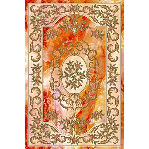 PANGLDT tapijten woonkamer grote tapijt -Europese huishoudelijke verdikte salontafel mat 9 tapijt anti slip ondervloer slaapkamer kinderen gang tapijt