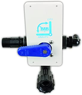 JR Products DVF-1-A Fresh Water Fill Diverter Valve
