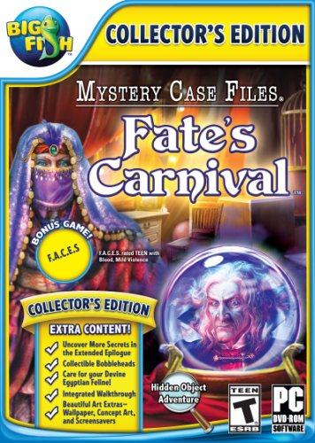 Big Fish: Mystery Case Files 10: Fate