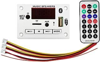 USDWR Hands-Free MP3 Player Decoder Board Microphone Handsfree Bluetooth5.0 Decoding Board Module Wireless Car USB mp3 Pla...