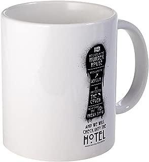 CafePress AHS Hotel Keyhole Mug Unique Coffee Mug, Coffee Cup