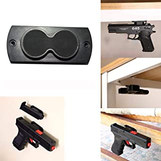 Safety Solutions For Gun Storage Gun Magnet Concealed Rifle & Shotgun Magnetic Holder..