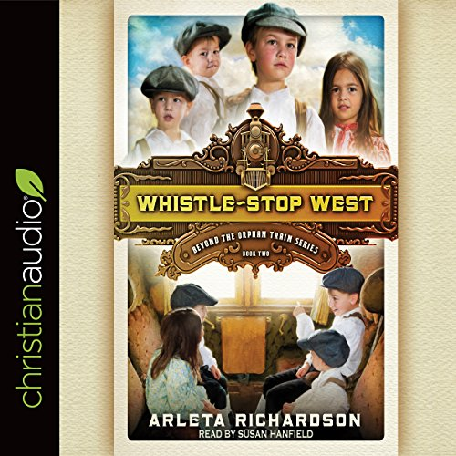 Whistle-Stop West cover art