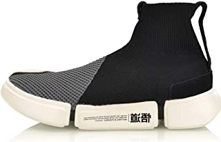 LI-NING Wade Essence Series Knit Hightop Sports Sock Shoes Sneakers Elastic Breathable Lightweight Comfort Sneakers AGWN009 ABCM113 AGBP031 AGWN057