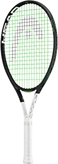 HEAD IG Speed Kids Tennis Racquet - Beginners Pre-Strung Head Light Balance Jr Racket
