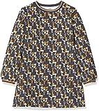 Charanga VESGATOS Vestido, Negro (Negro 960), 98 (Tamaño del Fabricante:2-3) para Niñas