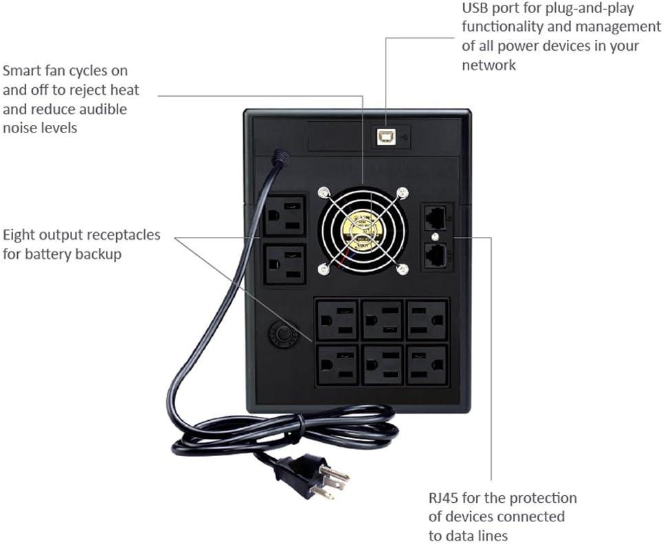 Maxpower UPS - Xtreme Power Conversion - S70-700 - 700VA 120VAC