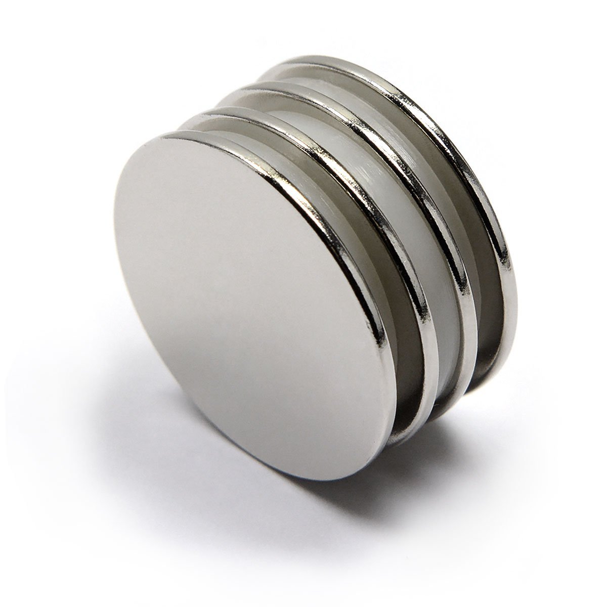 Super Baltimore Mall Strong Neodymium Disc Max 67% OFF Magnets Dia 1 Craftin 1.26 16