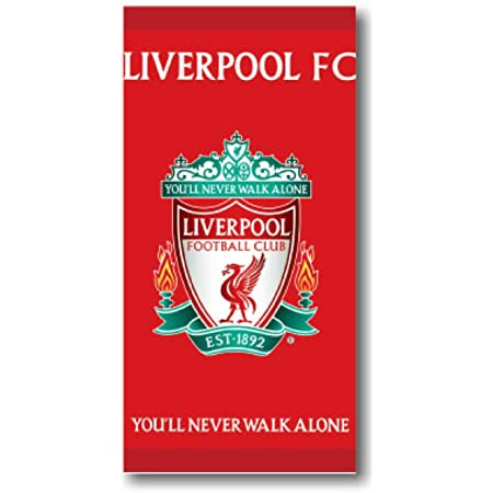 FC Liverpool Gepr/ägtes Jacquard-Handtuch