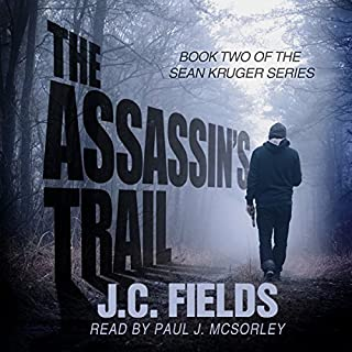 The Assassin's Trail audiobook cover art