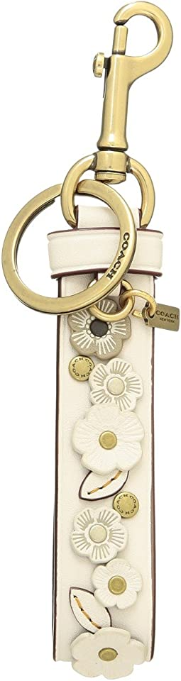 COACH - Tea Rose Applique Loop