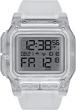 NIXON Regulus Clear Watch
