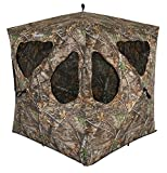Ameristep Silent Brickhouse Ground Blind Realtree Edge Frame Frame