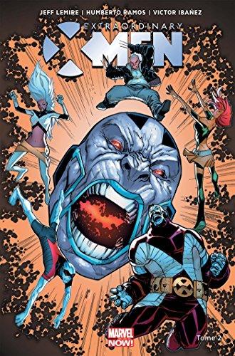 Extraordinary X-Men T02