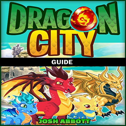 Dragon City Guide audiobook cover art