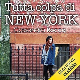 Tutta colpa di New York copertina