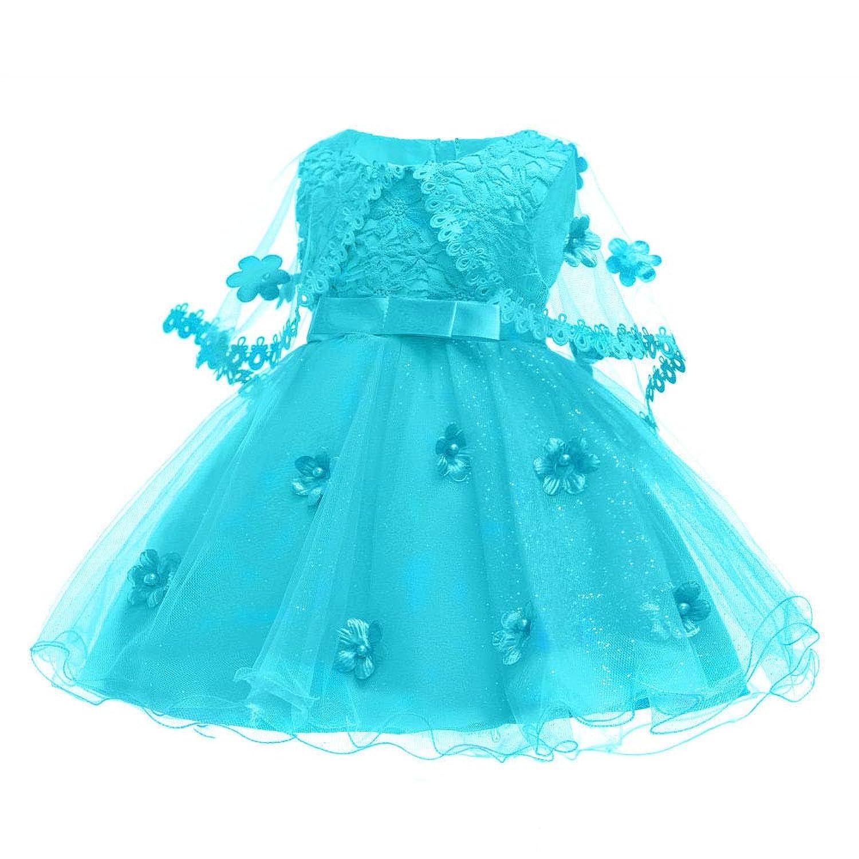 (BaQi Trade)ガールズドレス 女の子ワンピース 子供ドレス キッズ フラワーガールズ 子供フォーマル パーテイードレス