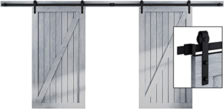 easelife barn door installation instructions