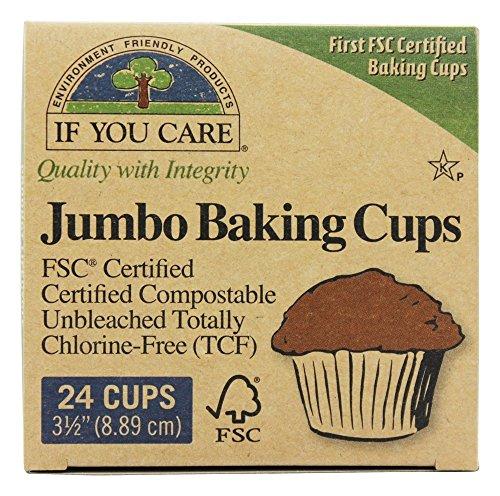If You Care Jumbo Baking Cups