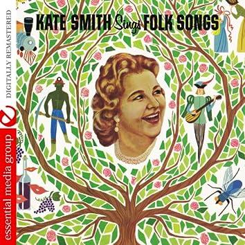 Kate Smith Sings Folk Songs (Digitally Remastered)