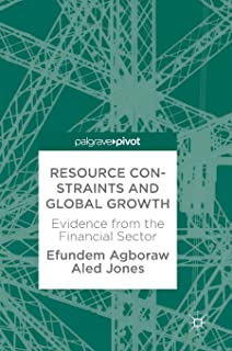 Resource Constraints and Global Growth: Evidence from the Financial Sector