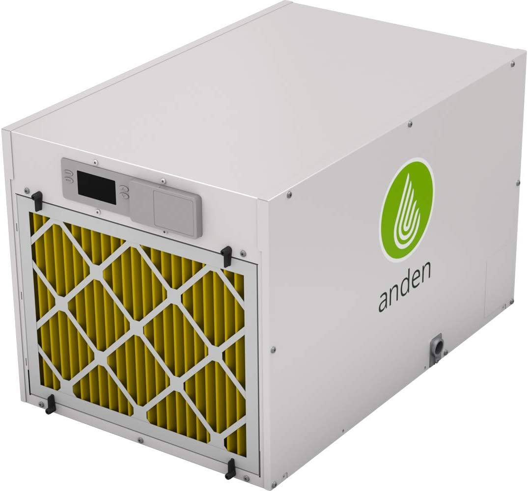 Anden Aprilaire Miami Mall Grow-Optimized Industrial Dehumidifier 210 Pi Max 88% OFF